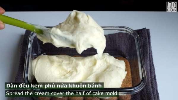 Cách làm bánh TIRAMISU chưa đến 10 phút xongg 15