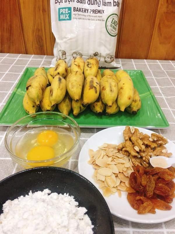 Cách làm bánh chuối nướng Sài Gòn 2