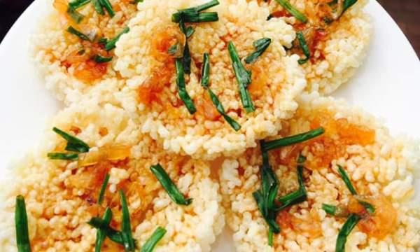 Cách làm cơm nguội khô chiên giòn