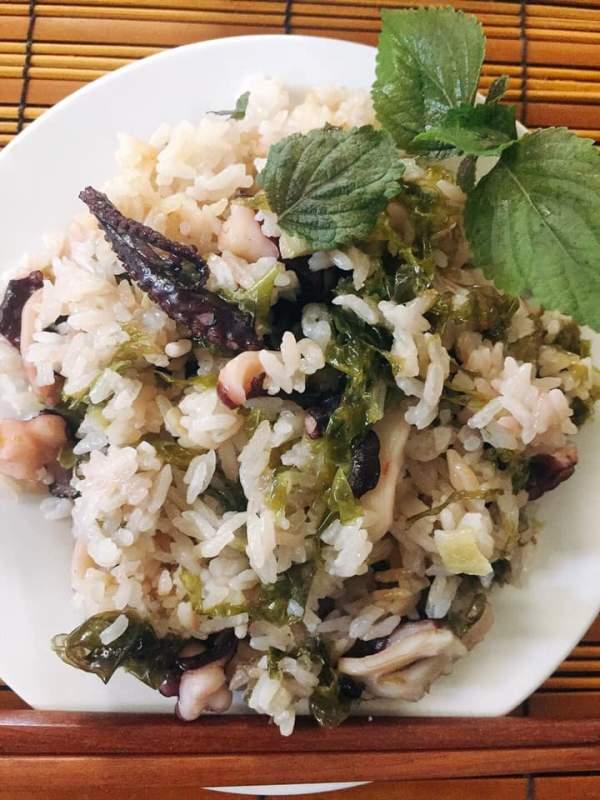 Cách làm cơm trộn phong cách Nhật 4