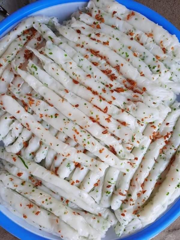 [Công Thức] Cách làm món Bánh Mướt quê hương Nghệ An 2