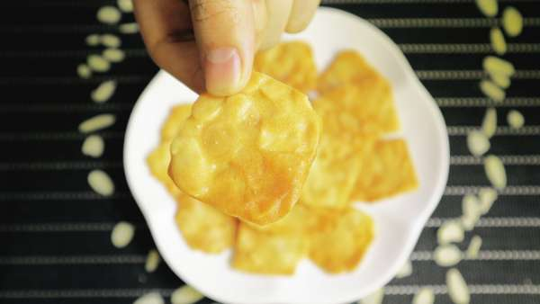 Cách làm món Bánh Quy tại nhà ngon, đơn giản 3
