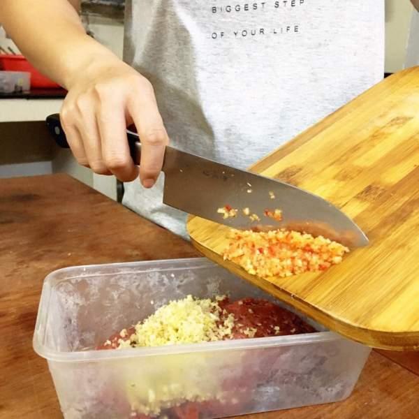 [Công Thức] Cách làm món Bò nướng lá cách 2