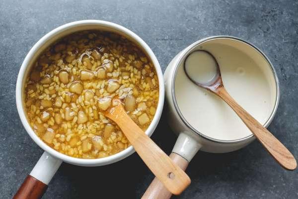 Cách làm món CHÈ BƯỞI - Công thức Chè Bưởi của Nghienbep 3