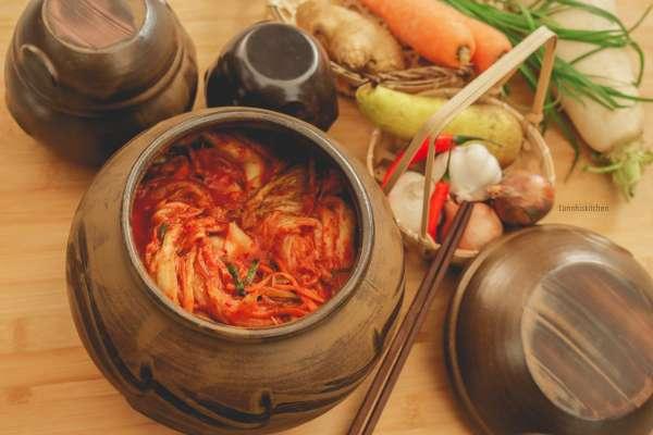 Cách làm món Kim Chi cực ngon, cực đơn giản nha 4
