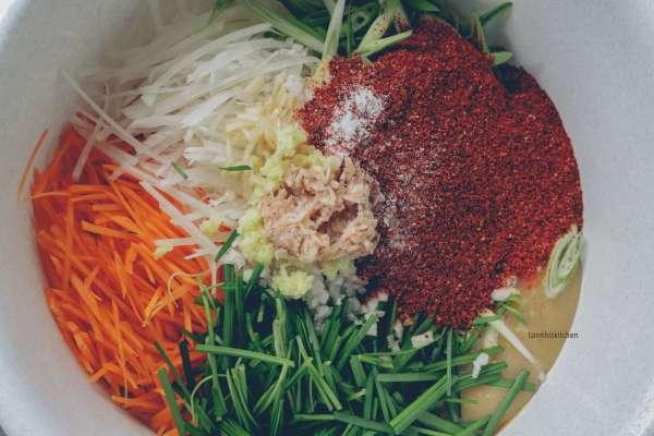 Cách làm món Kim Chi cực ngon, cực đơn giản nha 2