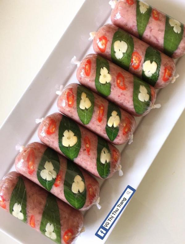 Cách làm món Nem Chua ngon tại nhà 2