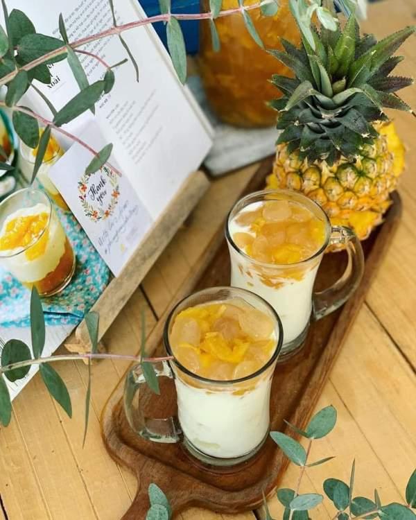 [Công Thức] Cách làm món Sữa Chua và Hạt Đác Rim thơm 3