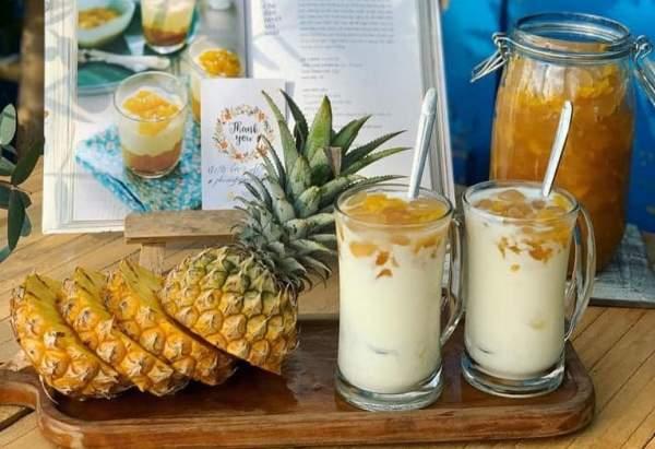 [Công Thức] Cách làm món Sữa Chua và Hạt Đác Rim thơm 1