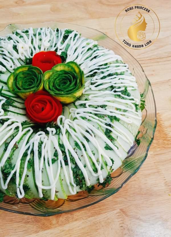 [Công Thức] Cách làm món Salad trái cây ngon lành tại nhà 3