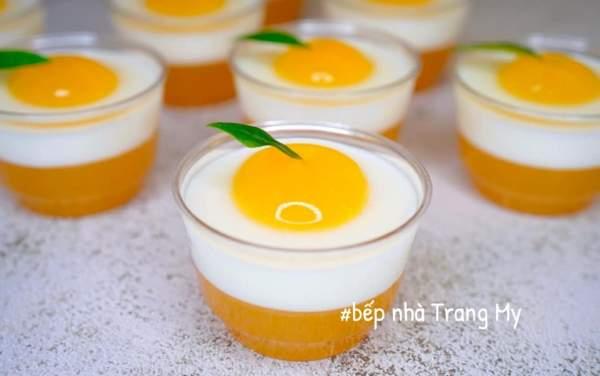 [Công Thức] Cách làm món Thạch Chanh Dây Sữa Tươi, ngon quá là ngon 56