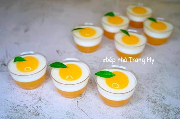 [Công Thức] Cách làm món Thạch Chanh Dây Sữa Tươi, ngon quá là ngon 2