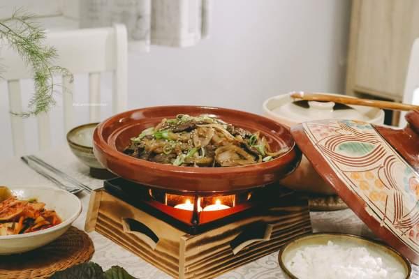 Cách làm món Thịt Bò Xào Beef Bulgogi Hàn Quốc 3
