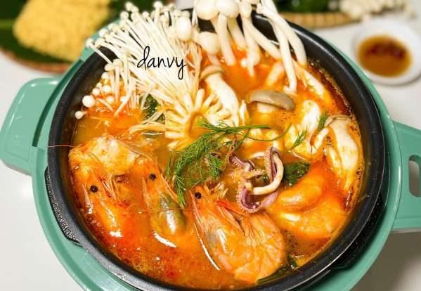 Cách làm nước sốt Lẩu Thái ăn tại nhà ngon đặc biệt 13