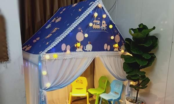 Cách làm ngôi nhà nhỏ xinh cute cho bé bằng ống nước
