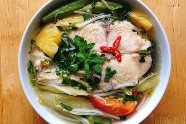 [Công Thức] Cách nấu CANH CHUA MIỀN NAM, món ngon đặc biệt 8