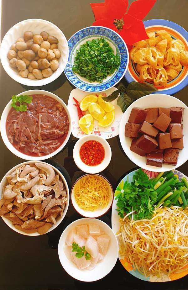 Cách nấu CHÁO Lòng (Cháo Thập Cẩm) ngon tại nhà 3