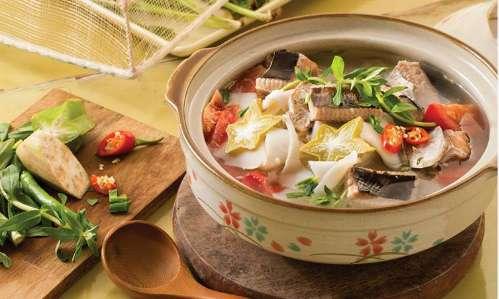 Cách nấu Canh Chua Cá Đuối bất bại công thức mẹ dạy 13
