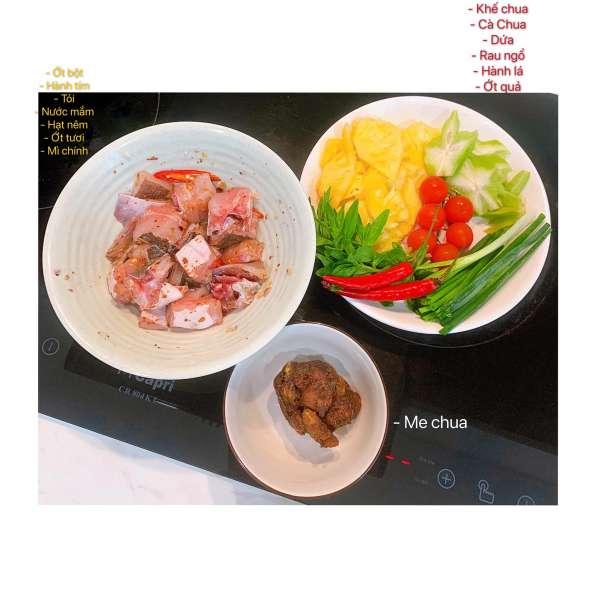 Cách nấu Canh Chua Cá Đuối bất bại công thức mẹ dạy 2