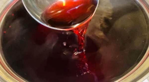 Tác dụng nước là tía tô ? Cách nấu NƯỚC LÁ TÍA TÔ uống đẹp da 6