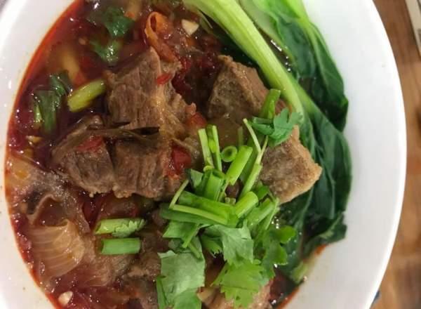 [Công Thức] Cách nấu mỳ bò Đài Loan, lạ, đậm vị 58