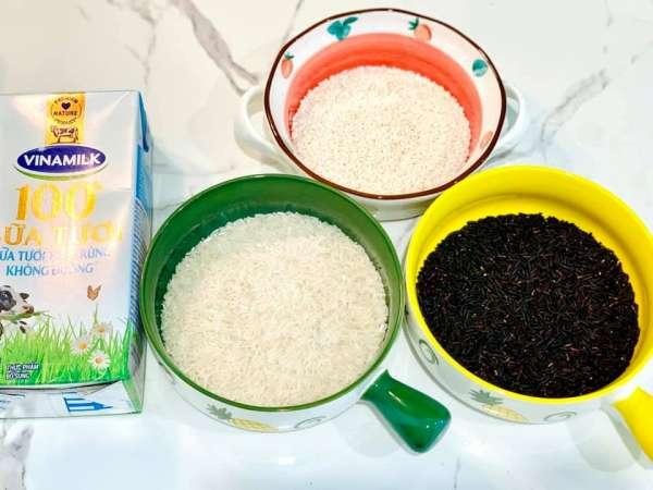 Cách nấu sữa gạo rang tại nhà đơn giản, thơm mát, bổ dưỡng 2