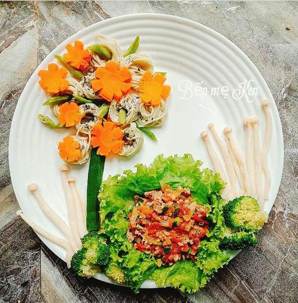 Cơm Bento cho bé - Cách trang trí cơm Bento cho bé xinh ngon 2