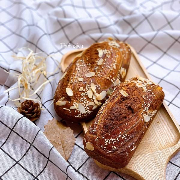 Công Thức BÁNH CHUỐI NƯỚNG NGON BẤT BẠI - Cách làm Bánh Chuối Nướng 7