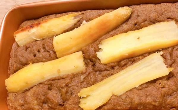 [Công Thức] Bánh Mì Chuối Khoai Lang