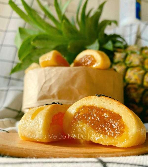 Công Thức Bánh dứa Đài Loan cực xịn sò 4