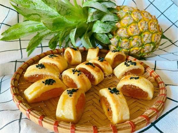Công Thức Bánh dứa Đài Loan cực xịn sò 15