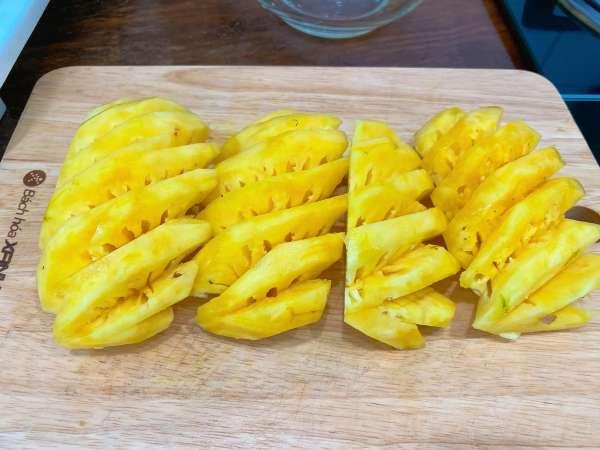 Công Thức Bánh dứa Đài Loan cực xịn sò 8