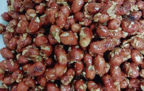 [Công Thức] Cách làm đậu phộng rang tỏi ớt 61