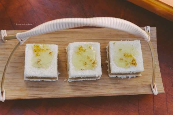 [Công Thức] Cách làm BÁNH QUẾ HOA | Sweet osmanthus cake 2