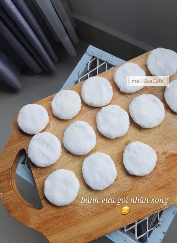 [Công Thức] Cách làm Bánh Hẹ 3