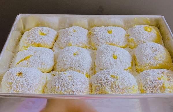 [Công Thức] Cách làm Bánh Mì Bơ Sữa Thái Lan 10