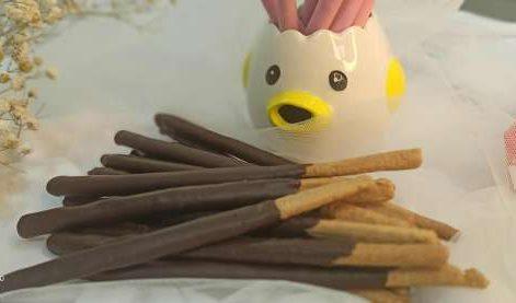 [Công Thức] Cách làm Bánh Pocky - Bánh cho trẻ em cực thích 13