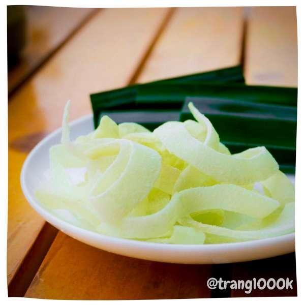 [Công Thức] Cách làm Mứt Dừa homemade cực ngon, chuẩn vị TẾT 4