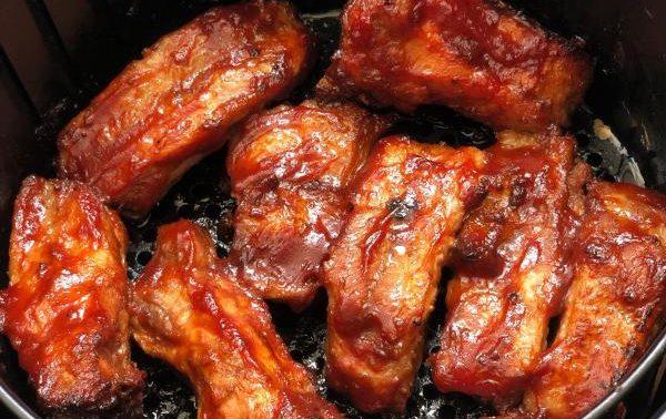 Công Thức Cách làm Sườn nướng BBQ, Homefarm 12