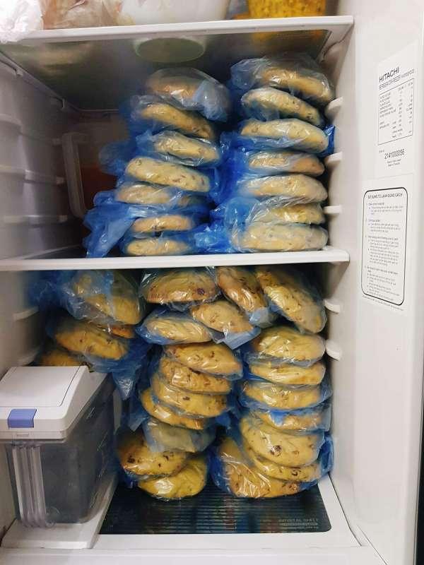 [Công Thức] Cách làm bánh Biscotti, Bánh dinh dưỡng ăn kiêng đủ vị 8