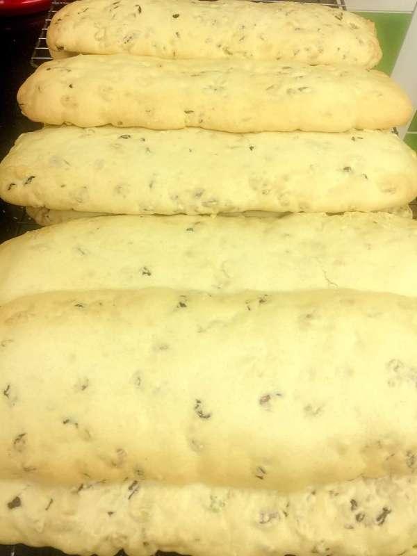 [Công Thức] Cách làm bánh Biscotti, Bánh nướng chuẩn khẩu vị 7