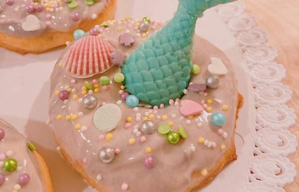 [Công Thức] Cách làm bánh DONUT Nướng xinh cute 7