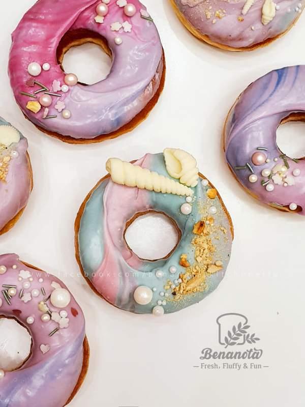 [Công Thức] Cách làm bánh Donut - SUGAR DOUGHNUT 4