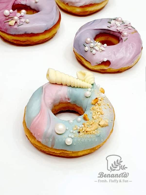 [Công Thức] Cách làm bánh Donut - SUGAR DOUGHNUT 3