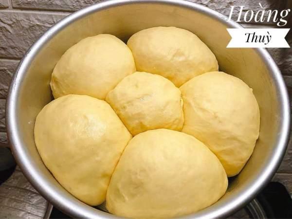 [Công Thức] Cách làm bánh mì ngọt bơ sữa 4