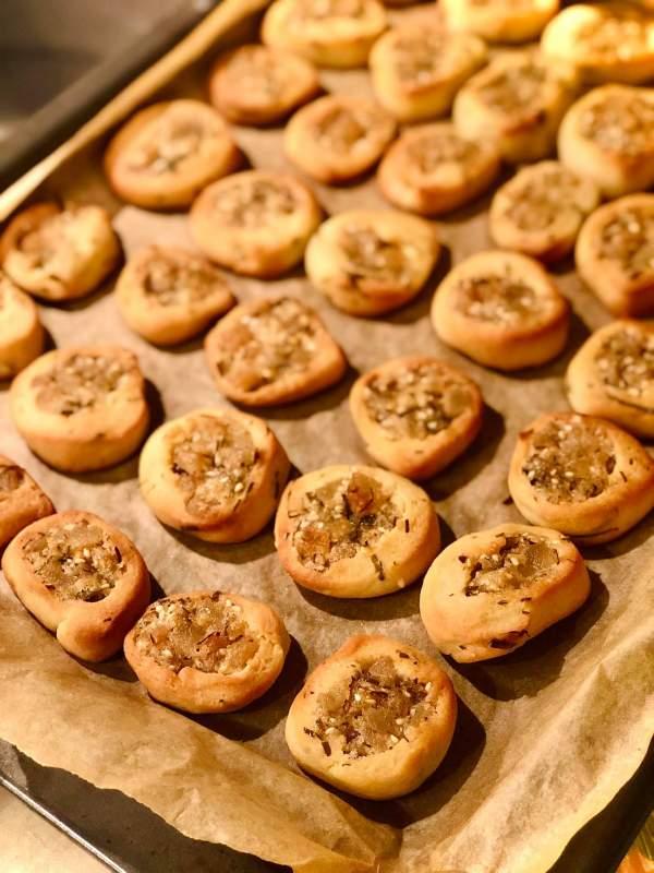 [Công Thức] Cách làm Bánh chả lá chanh 6