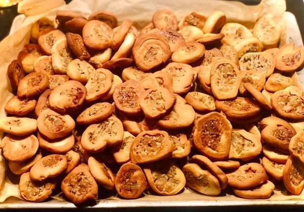 [Công Thức] Cách làm Bánh chả lá chanh 11
