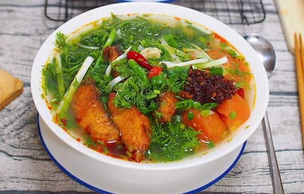 Công Thức] Cách nấu bún cá Hà Nội (Full Chi tiết)