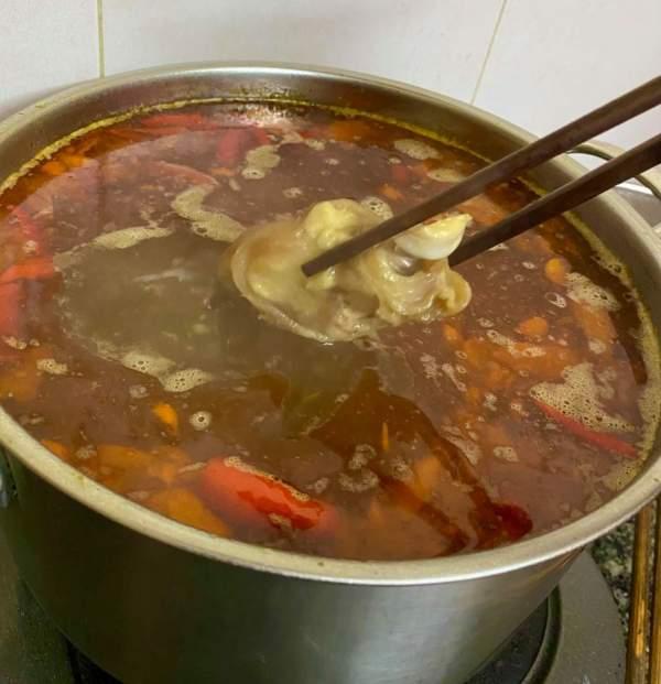 [Công Thức] Cách nấu món bún bò giò heo ngon cực chất 4