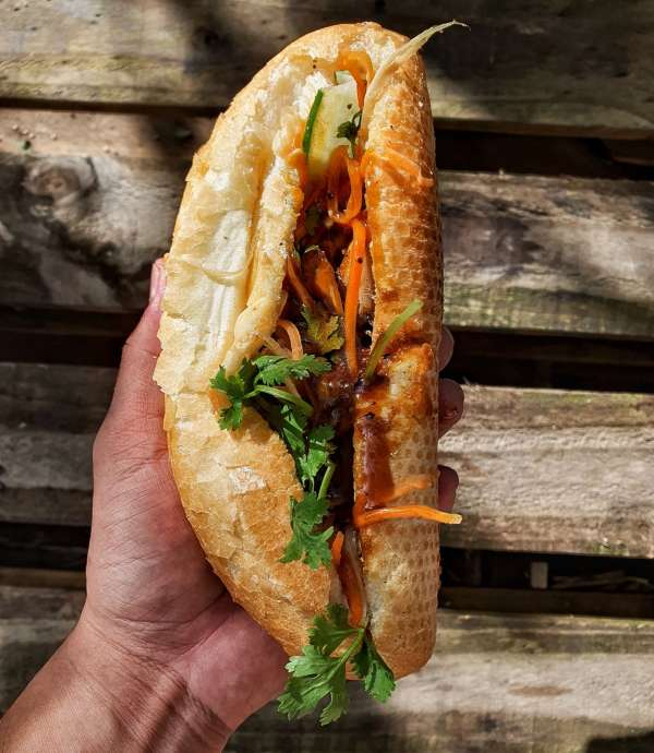 Bí quyết làm chiếc bánh mỳ Sài gòn cực ngon 2